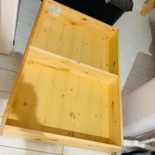 【ネット決済・配送可】無印良品 ベッド下収納 2個 お買い得品 ...