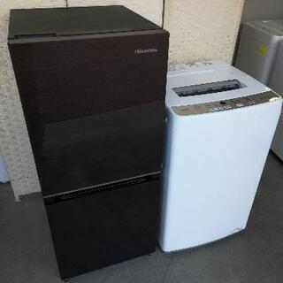 超高年式セット【23区送料・設置無料】⭐アクア洗濯機6kg…
