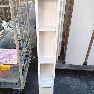 コーナー家具【白】天板可動式家具 美品