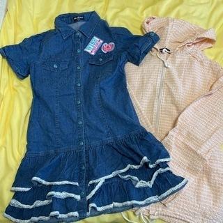 女児160 春夏服