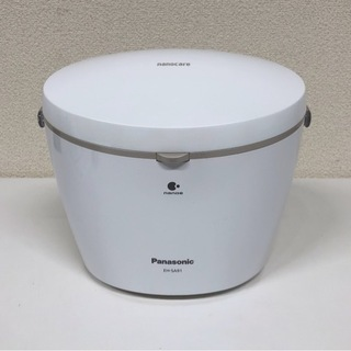 IK-42【美品】Panasonic イオンスチーマー nano...