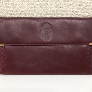FK-2【Cartier】カルティエ 長財布 お札入れ