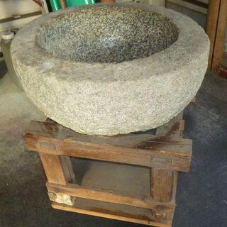 餅つき用石臼