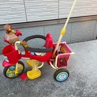 あんぱん三輪車