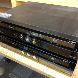 SHARP シャープ HDD-DVDビデオ一体型レコーダー