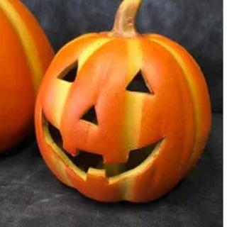 【ネット決済】ハロウィン かぼちゃ パンプキン オーナメント ガ...