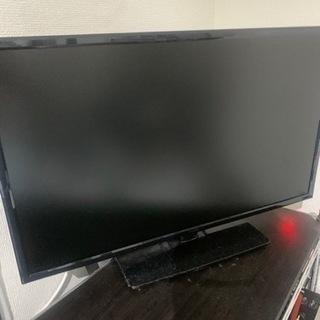 24v型フルハイビジョン液晶テレビ