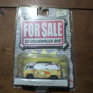 VW 62.バス ミニカーです♪