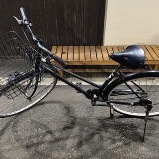 自転車 あげます。