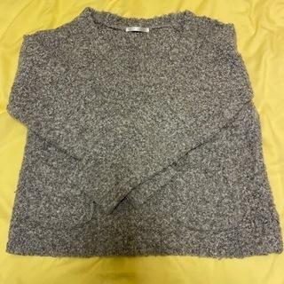 【ネット決済】レトロガール セーター