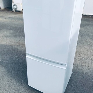 ♦️EJ1836番 SHARPノンフロン冷凍冷蔵庫 【20…
