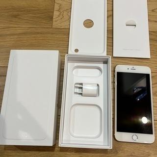 【ネット決済】iPhone6plus ゴールド 128GB