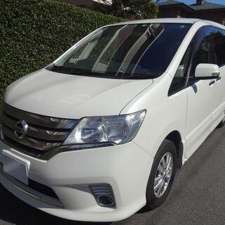 込プライス33万円 セレナ4WD HWS-Vセレクション FNC...