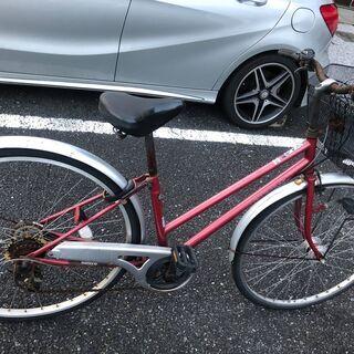自転車あげる