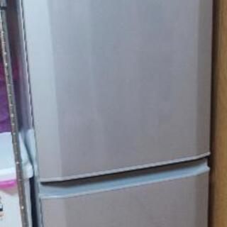【ネット決済】三菱 冷蔵庫 146L 小型 2016年製