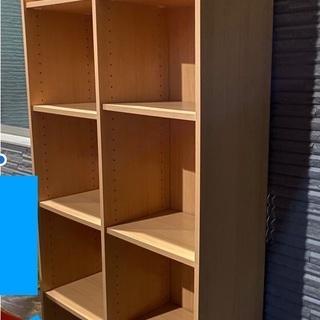 本棚 たくさん収納できます。