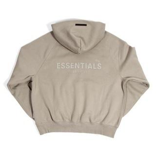 【ネット決済・配送可】essentials 新作 パーカー