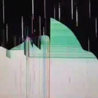 【ネット決済】液晶が割れてしまったテレビ