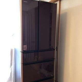 福岡限定 HITACHI 冷蔵庫 555L 2018年製