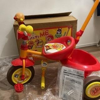 アンパンマン  ミー ME 三輪車