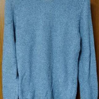HUGO BOSS ヒューゴボス セーター 水色 Sサイズ