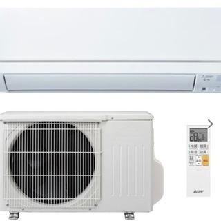 【ネット決済】三菱 MSZ-GE2220 6畳100V 6年保証...
