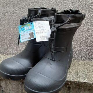 新品‼️雨靴Mサイズ