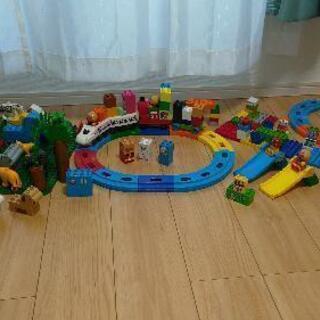 アンパンマン ブロックラボ、LEGOブロック デュプロ