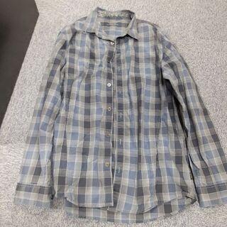 Calvin Klein チェックのシャツMサイズ