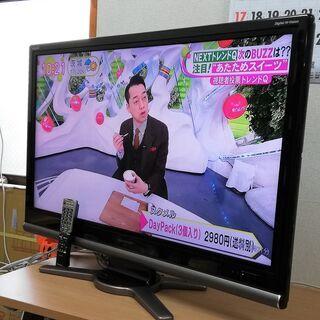 SHARP 42インチ 液晶テレビ リモコン付き