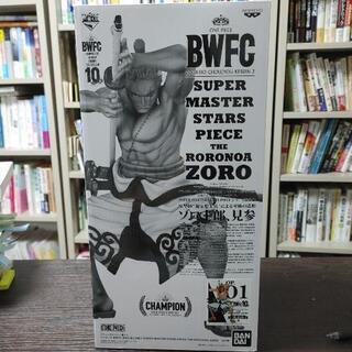アミューズメント一番くじBWFC 造形王頂上決戦3 ZORO A賞
