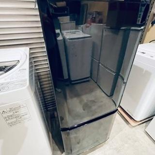 ★中古格安!三菱電機 冷凍冷蔵庫 MR-P15X-B 20…
