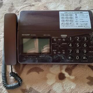 シャープ 電話機