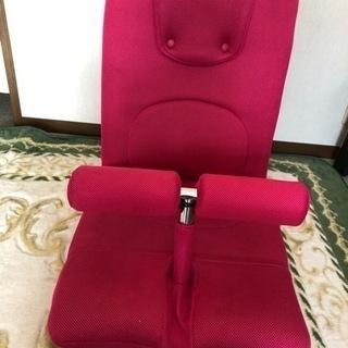 腹筋座椅子 ミズノ ピンク
