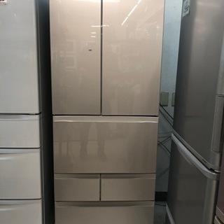 美品!ファミリー用冷蔵庫 東芝GR-S510FH 509L