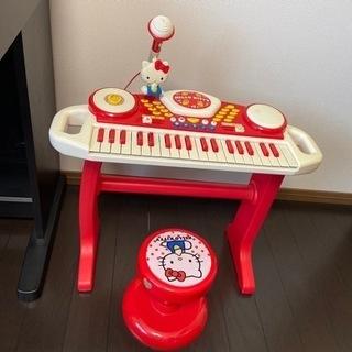 キティーちゃん ピアノ