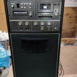 UNI_PEX サウンドシステム 8トラ カセット