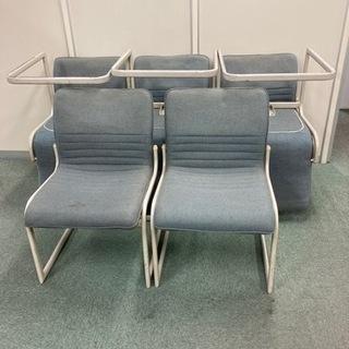 オフィス用椅子 8脚 引き取り無料!