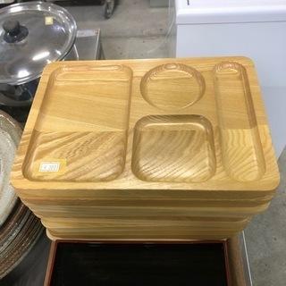 かわいい❗️木製ランチプレート 1枚380円