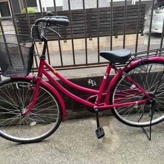 【引取り限定】自転車お譲りします