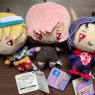Fate/Grand Order マシュ、ギルガメッシュ、…