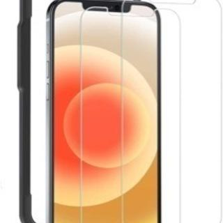 新品 未使用品iPhone 12 pro max 用ガラスフィル...