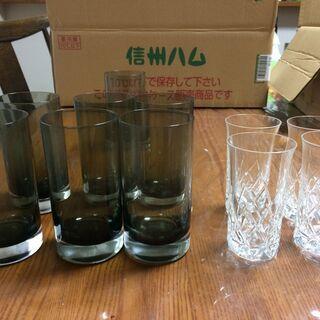ウィスキーなどアルコール用グラス