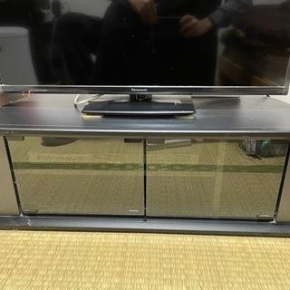 テレビ台 黒 縦37cm  横80cm  高さ29cm