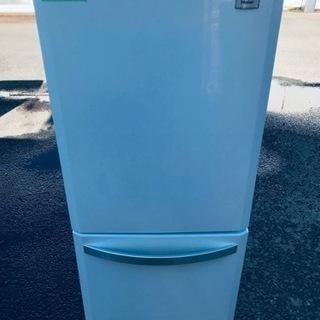 ①1674番Haier✨冷凍冷蔵庫✨JR-NF140E‼️