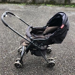 Apricaベビーカー(新生児から使用可)