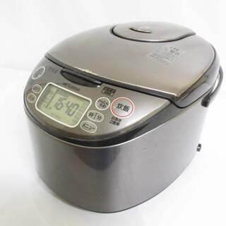 ry0033 三菱 IH炊飯器 NJ-18SE8-S 一升炊き ...