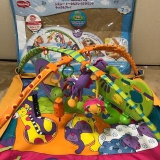 プレイマット 収納袋付き 説明書付き 玩具付き 動作確認済み