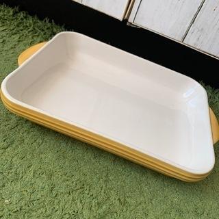 ニトリグラタンオーブン皿