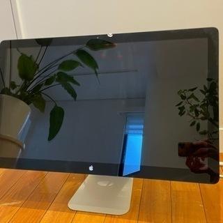 【入手困難】Apple純正ディスプレイ 27インチ